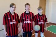 Первенство училища по мини-футболу - 2019