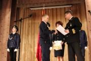Посвящение в курсанты - 2017