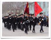Участие в торжествах, посвященных Победе в ВОВ